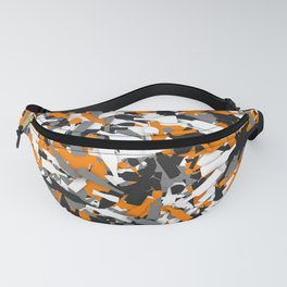 Urban alcohol camouflage Fanny Pack
