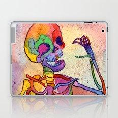Rainbow Skeleton Laptop & iPad Skin