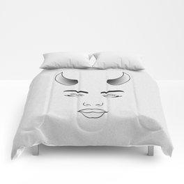 Femme Fatale Comforters