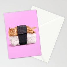 SUSHICAT Stationery Cards