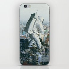 Stepping On iPhone & iPod Skin