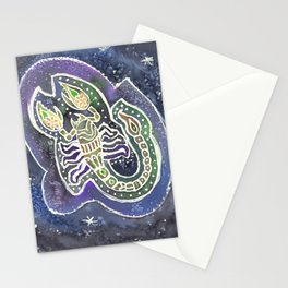 Zodiac Collection: Scorpio Stationery Cards