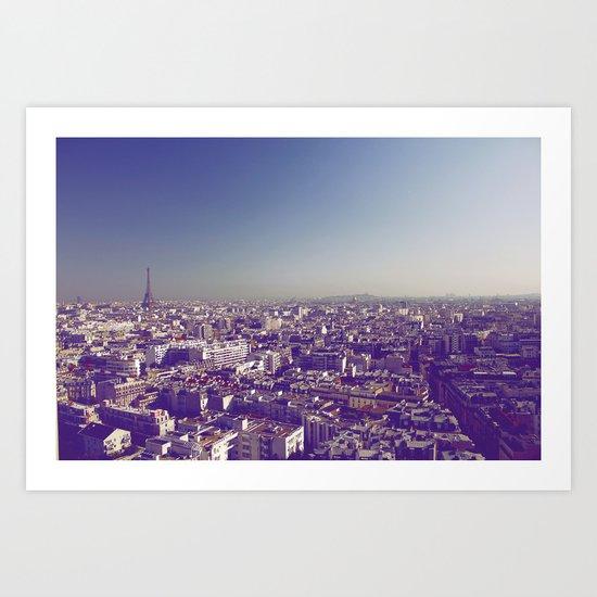 Paris Art Print