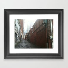 looking for you Framed Art Print
