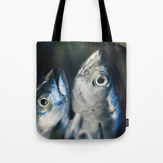Tuna fish - still life - fine art - photo - print, high quality,macro, interior design, wall decor Tote Bag
