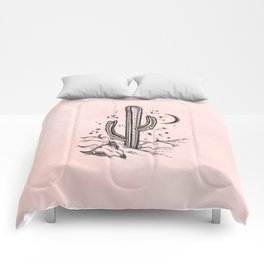Desert Night Comforters