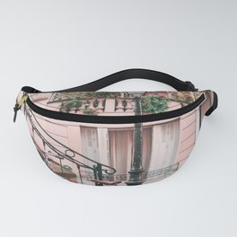 Bike in Paris Pink City Photography  Fanny Pack