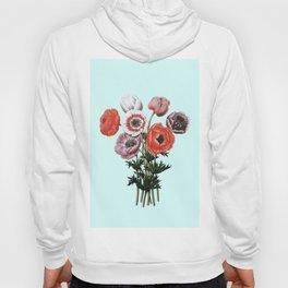 Wild poppies Hoody