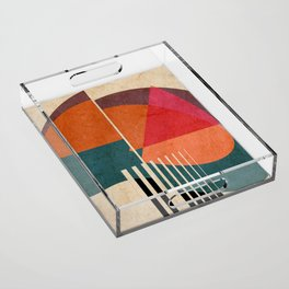 in the autumn Acrylic Tray
