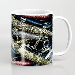 Silent Weapon Coffee Mug