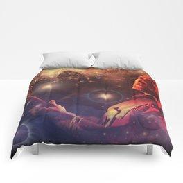 Stills In The Sky Comforters