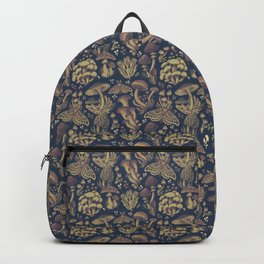 Midnight Fungus Backpack