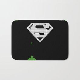 Super Invader Bath Mat