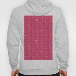 Hugs, Kisses, Love, and Pi - Pink  Hoody