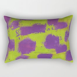 Abstract color 2 Rectangular Pillow