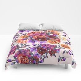 Rose garden Comforters