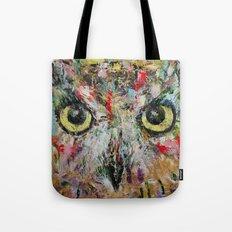 Mystic Owl Tote Bag