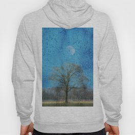 Concept landscape : The lonely tree Hoody