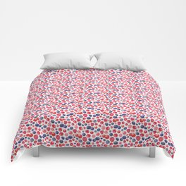 Berry Love Comforters
