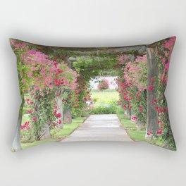 Enjoy the view Rectangular Pillow