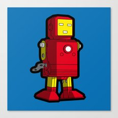 Iron Toy Canvas Print