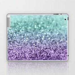 Mermaid Girls Glitter #9 #shiny #decor #art #society6 Laptop & iPad Skin
