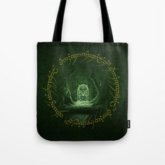 Lord Of The Ring - Durin Gate Tote Bag