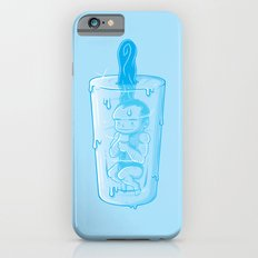 Prehistoric popsicle iPhone 6s Slim Case