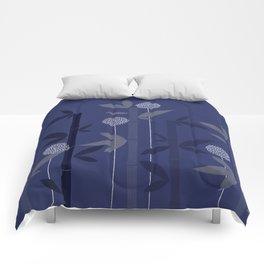 Bamboo garden Comforters
