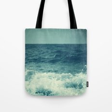 The Sea II. (Sea Monster) Tote Bag