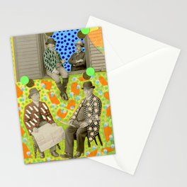 Neon Explorers Stationery Cards