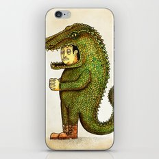 El coco iPhone & iPod Skin