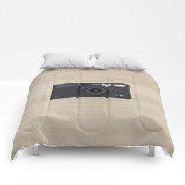 ricoh gr21 Comforters