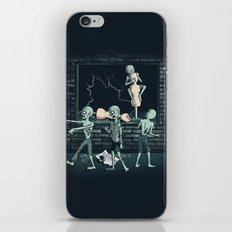 No more Braaaaains!  iPhone & iPod Skin