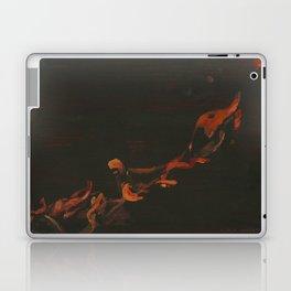Campfire Flame Laptop & iPad Skin
