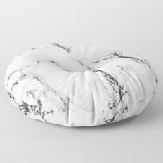 Marble #texture Floor Pillow