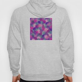Bouquet Abstract Hoody