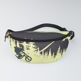 Forest Ride Fanny Pack