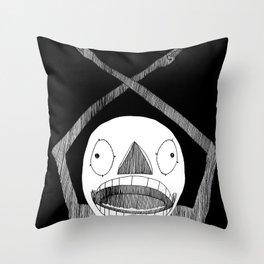 XXX Throw Pillow