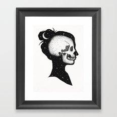 Cloud Walker Framed Art Print