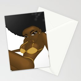 Girl 3 Stationery Cards