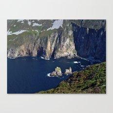 Bunglas Canvas Print