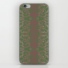 Mangueira Leaves iPhone & iPod Skin