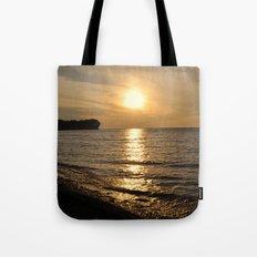 Hanford Bay, New York Tote Bag
