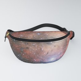The Star Formation Region NGC 3324 Fanny Pack