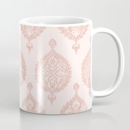 Edana Medallion in Pink Coffee Mug