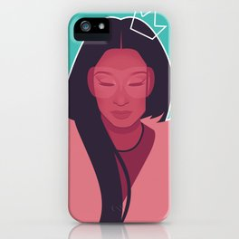 No Frauds iPhone Case