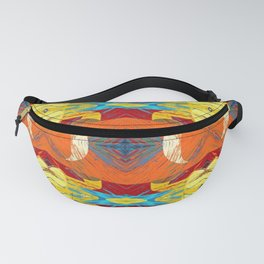 Mexican Pattern Fanny Pack