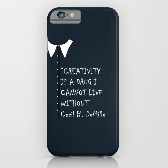 QUOTE-4 iPhone & iPod Case