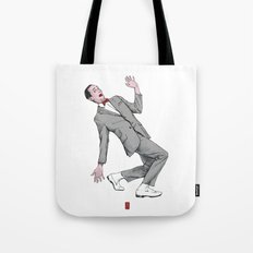 Pee Wee Herman #2 Tote Bag